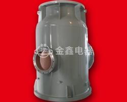 1100KV套管支撑罐体